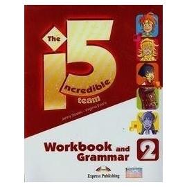 Incredible 5 TEAM 2 WB-Grammar EXPRESS PUBLISHING