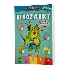 Encyklopedia przedszkolaka - Dinozaury w.2011