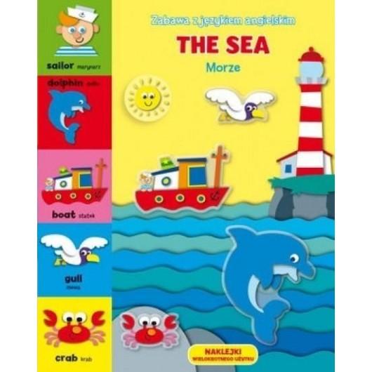 Zabawa z językiem angielskim. The Sea Morze