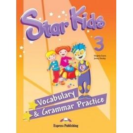 Star Kids 3. Vocabulary & Grammar Practice