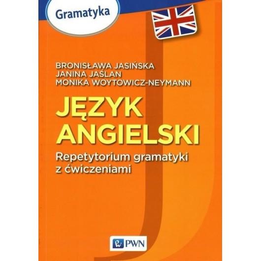 Język angielski. Repetytorium gramatyki z ćw.PWN