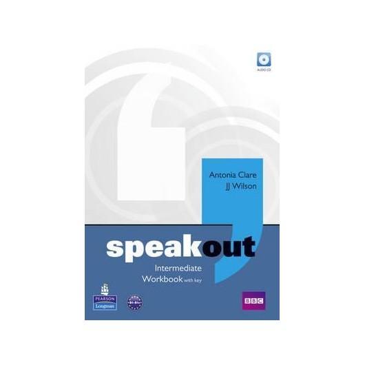 Speakout Intermediate WB+key PEARSON