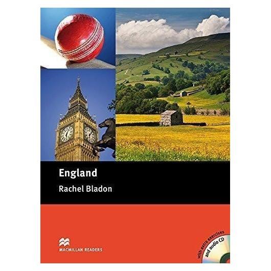 Macmillan Cultural Readers. England + CD