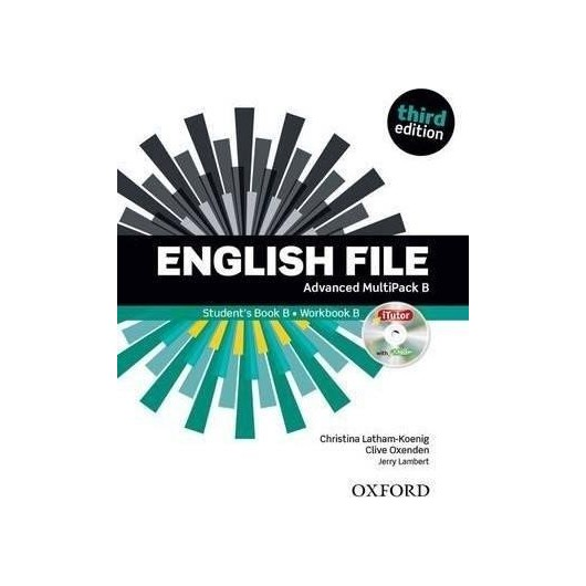 English File 3E Advanced Multipack B + iTutor