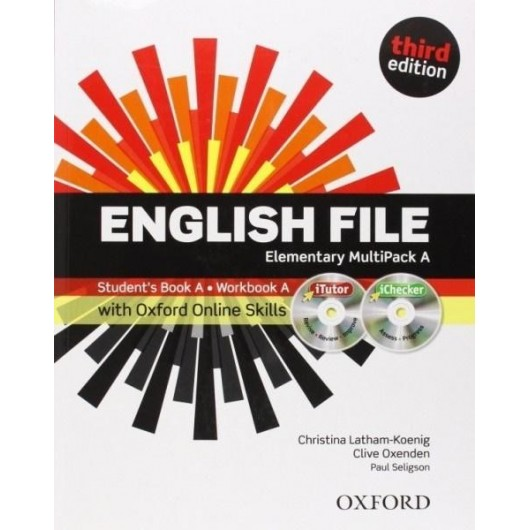 English File 3E Element. Multipack A+online skills