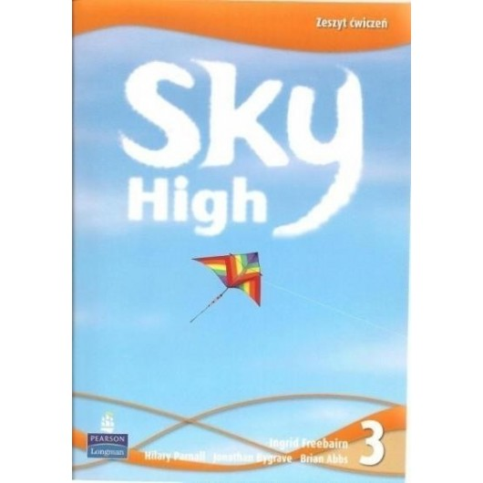 Sky High PL 3 WB PEARSON