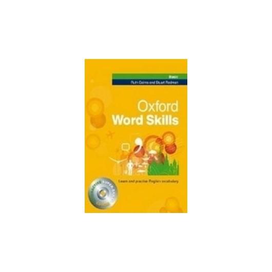 Oxford Word Skills Basic SB + CD-ROM OXFORD