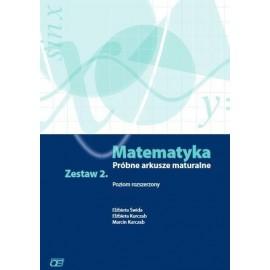 Matematyka LO Próbne arkusze mat. z.2 ZR w.2016