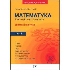 Rozszerz swoje horyzonty. Matematyka dla doc. cz.1