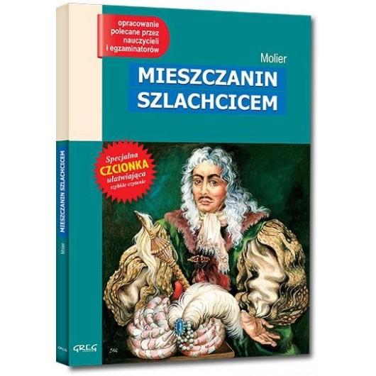 Mieszczanin Szlachcicem z oprac. GREG