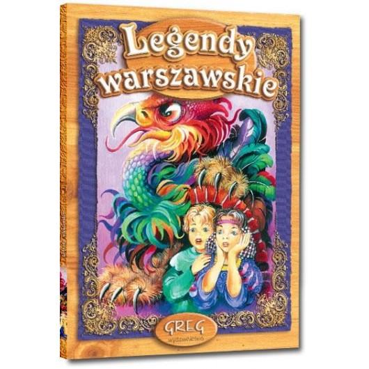 Legendy warszawskie z oprac. GREG