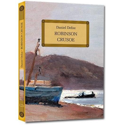 Robinson Crusoe z oprac. okleina GREG