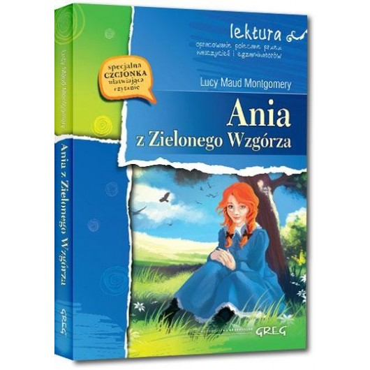 Ania z Zielonego Wzgórza z oprac. GREG