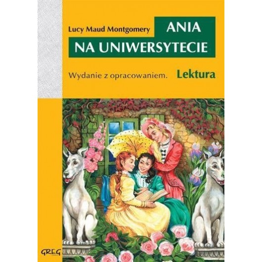 Ania na uniwersytecie z oprac. GREG