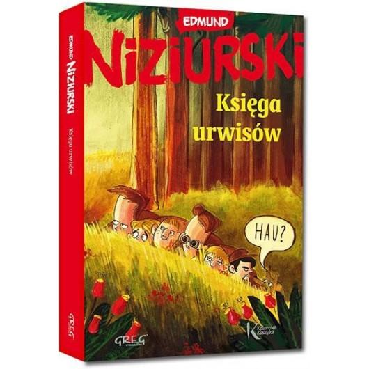 Księga urwisów kolor BR GREG