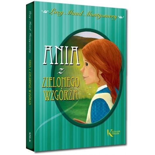 Ania z Zielonego Wzgórza Kolor TW GREG