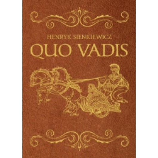 Quo vadis. Wydanie ekskluzywne