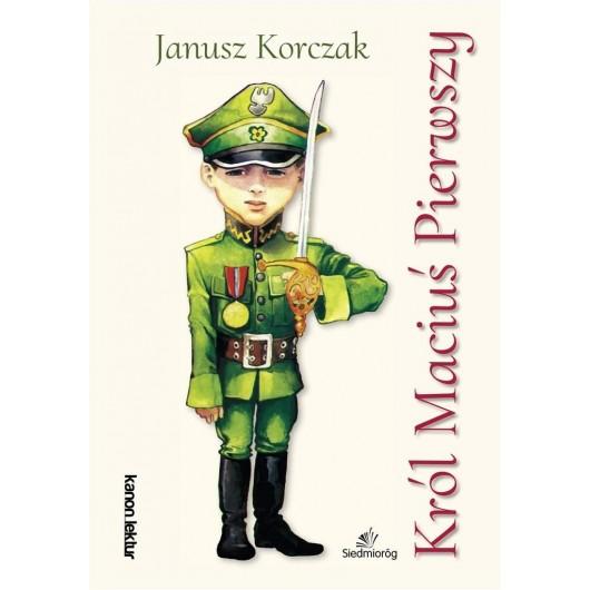 Król Maciuś Pierwszy BR w.2017