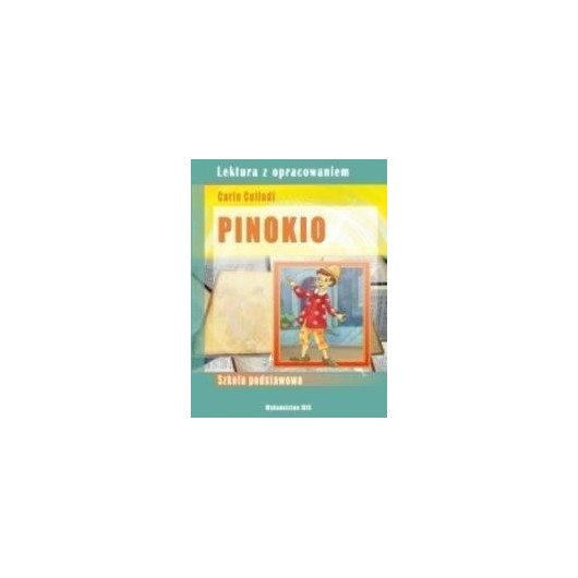 Pinokio z opracowaniem BR IBIS