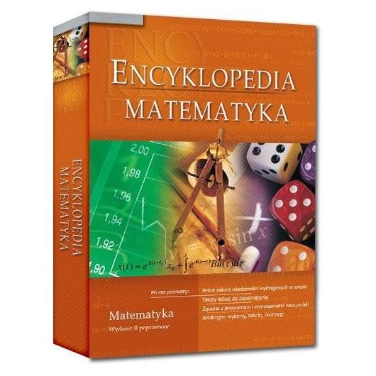 Encyklopedia szkolna - Matematyka GREG
