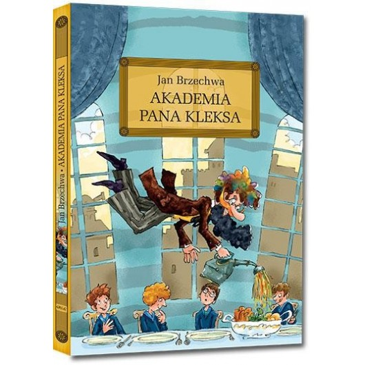Akademia Pana Kleksa z oprac. okleina GREG