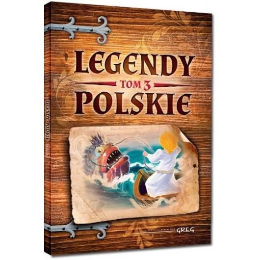 Legendy polskie - tom 3 TW GREG