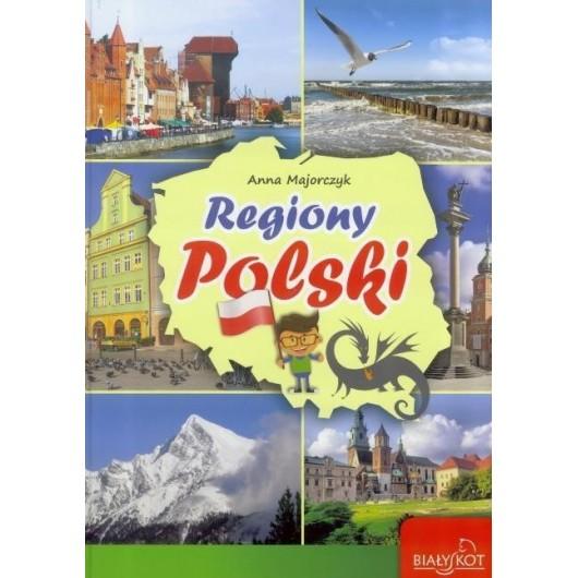 Regiony Polski A4