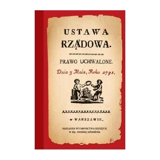 Konstytucja 3 Maja 1791 r. TW
