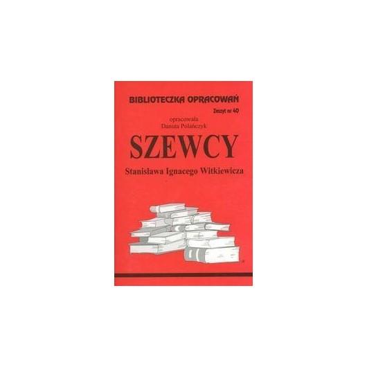 Biblioteczka opracowań nr 040 Szewcy