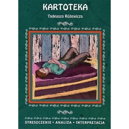 Streszczenia - Kartoteka w. 2016