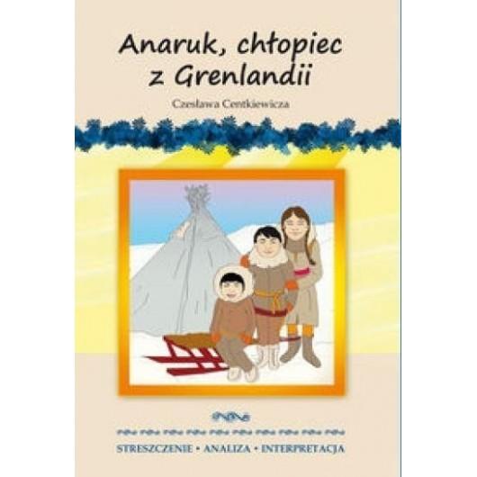 Streszczenia - Anaruk, chłopiec z Grenlandii