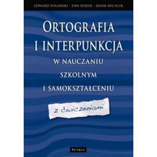 Ortografia I Interpunkcja W Nauczaniu Szkolnym...