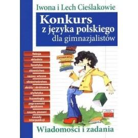 Konkurs z języka polskiego dla gimnazjalistów