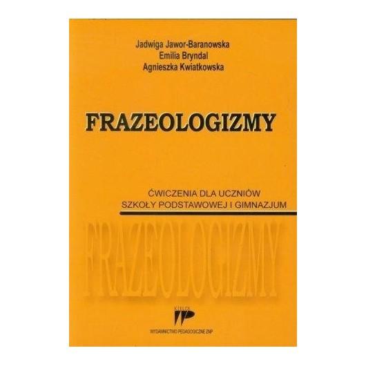 Frazeologizmy. Ćw. dla uczniów SP i GIM