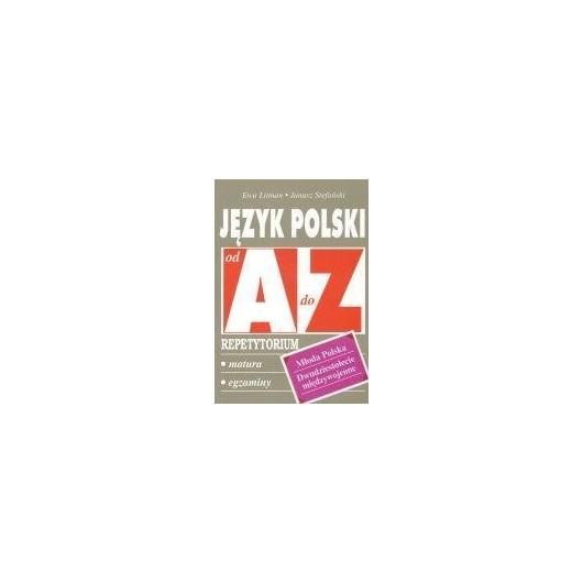Repetytorium Od A do Z - J. pol. Młoda Polska KRAM