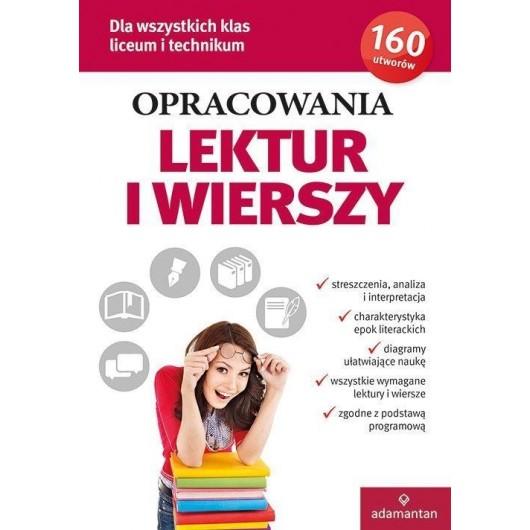 Opracowania lektur i wierszy LO w.2017
