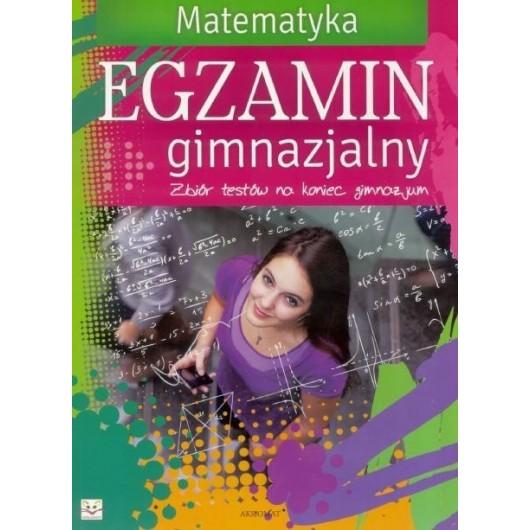 Egazamin gimnazjalny. Matematka w. 2016
