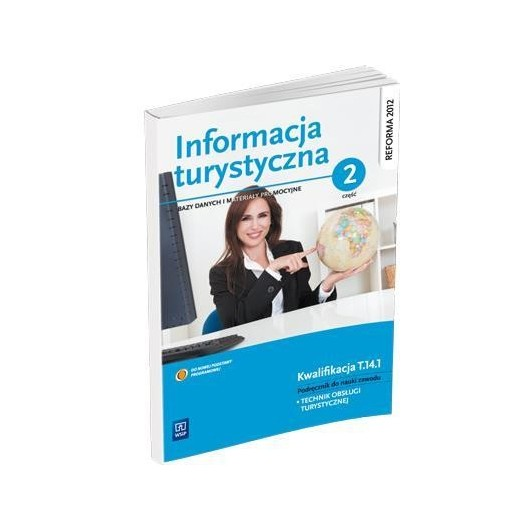 Informacja turystyczna. Bazy danych i mat. promoc.