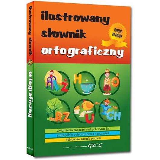 Ilustrowany słownik ortograficzny BR GREG