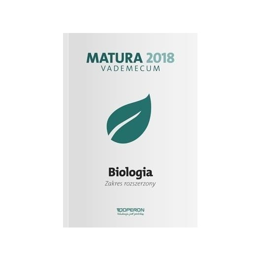 Vademecum 2018 LO Biologia ZR OPERON