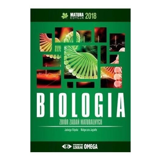 Matura 2018 Biologia Zbiór zadań maturalnych OMEGA