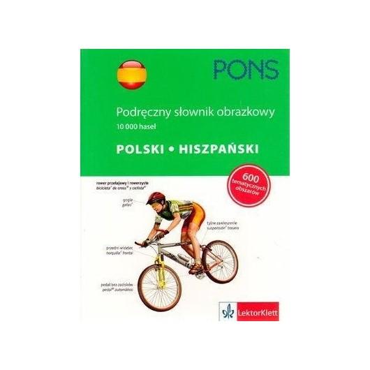 Podręczny słownik obrazkowy - hiszpański PONS