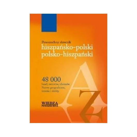 Powszechny słownik hiszp-pol-hiszp