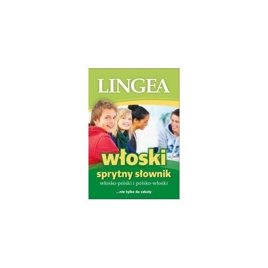 Sprytny słownik włosko-pol, pol-włoski w.2017