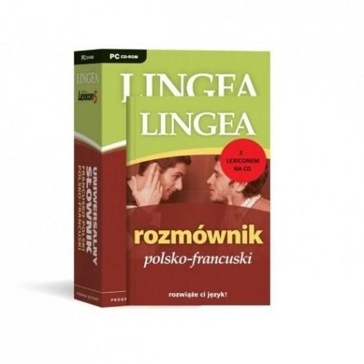 Rozmównik polsko-francuski + Lexicon CD Lingea