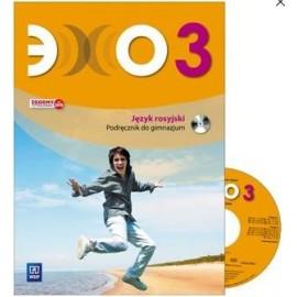 Echo 3 Podr. + CD WSiP