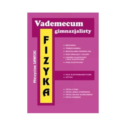 Vademecum gimnazjalisty - Fizyka w.2014 KRAM