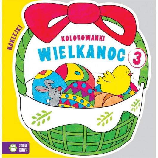 Kolorowanki Wielkanoc cz.3