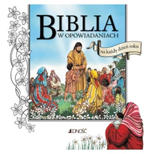 Biblia w opowiadaniach na każdy dzień roku (etui)