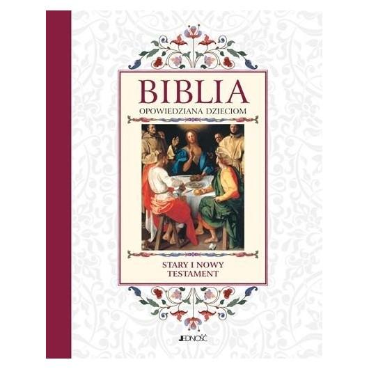 Biblia opowiedziana dzieciom ST i NT